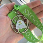 SEB Maijooks 2017 medal
