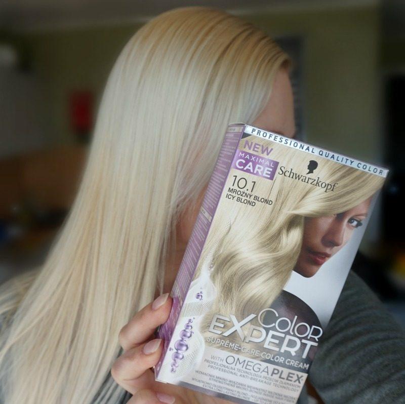 Schwarzkopf Color Expert Omegaplex 10.1 Icy Blond