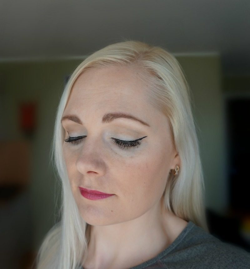 Simple makeup look featuring Essence, Cargo Cosmetics, Skinfood, Elf, Avon