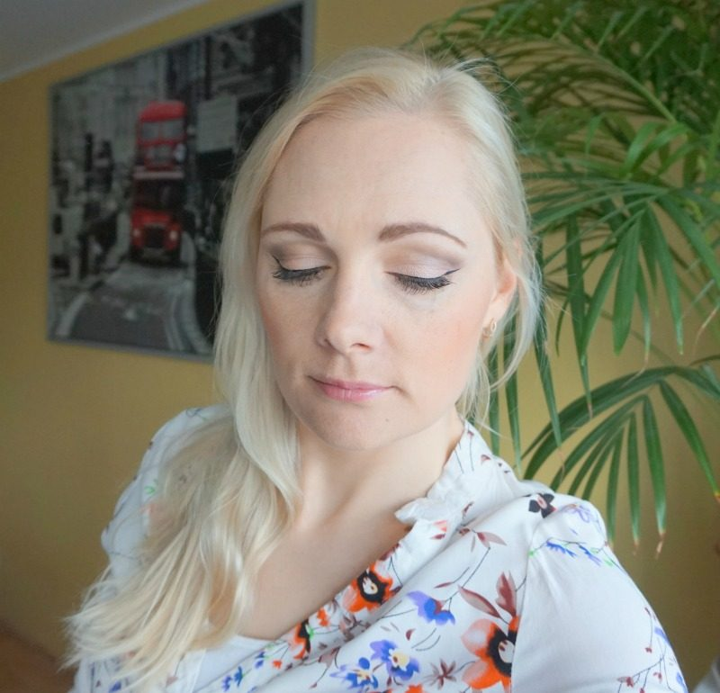 Simple makeup look feat. Essence Cosmetics, Cargo Cosmetics, Avon, NYX