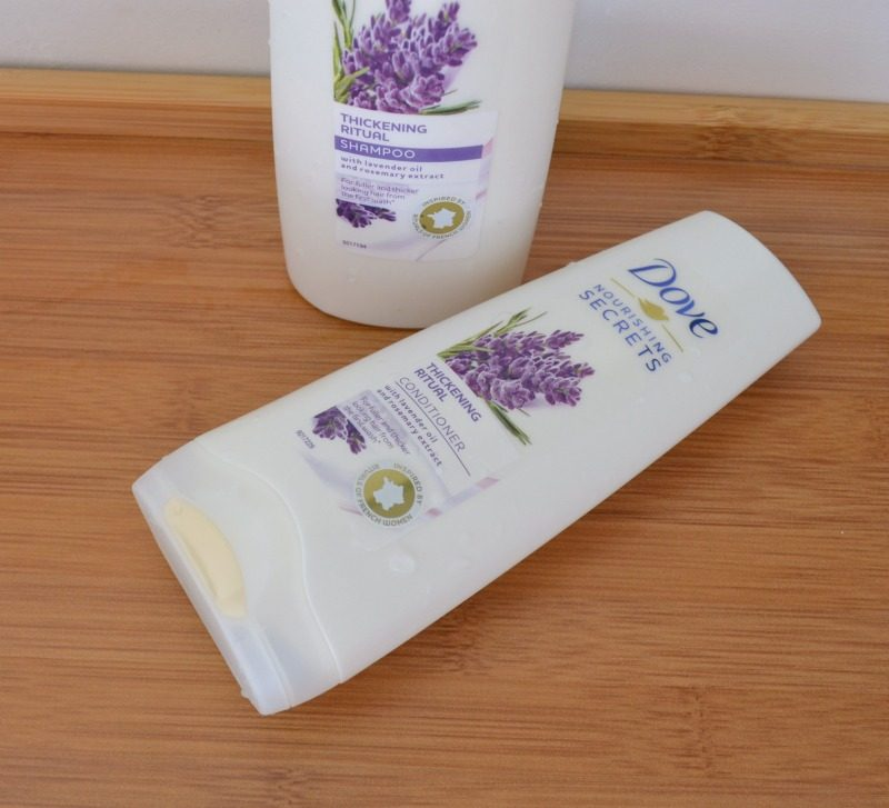 Dove Nourishing Secrets Thickening Ritual Conditioner