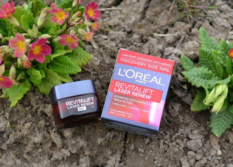L'Oreal Revitalift Laser Renew Day Cream