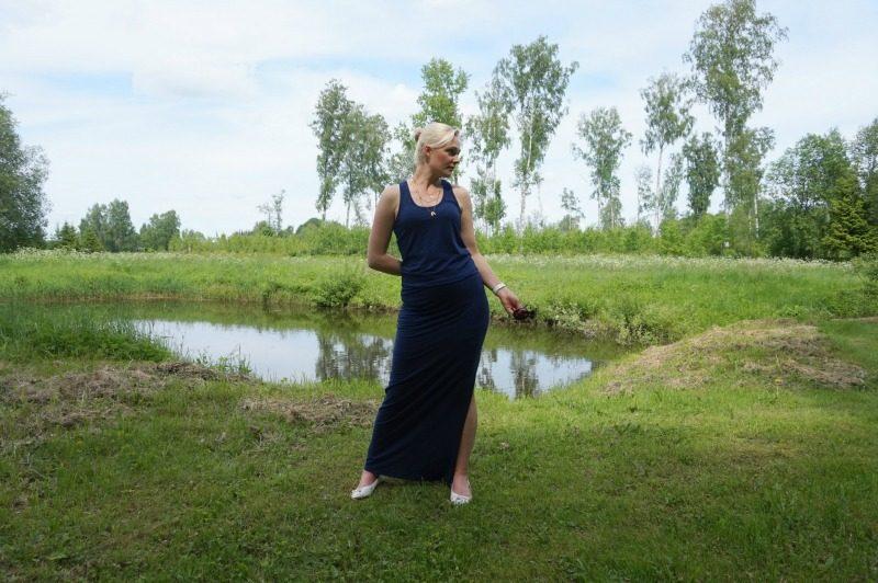 Sundry Maxi Dress