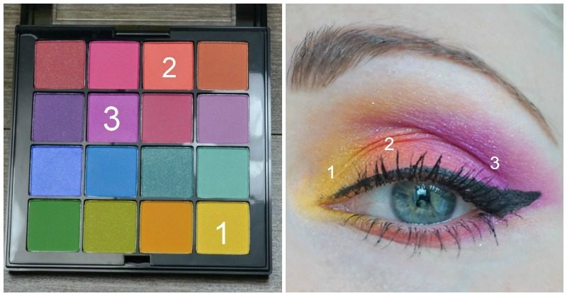shades from NYX Ultimate-Shadow-Palette-in birghts