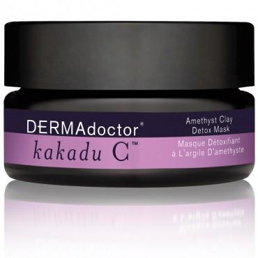 DERMAdoctor Kakadu CAmethyst Clay Detox Mask