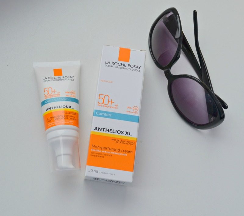 La Roche-Posay Anthelios Comfort Cream SPF50+ review