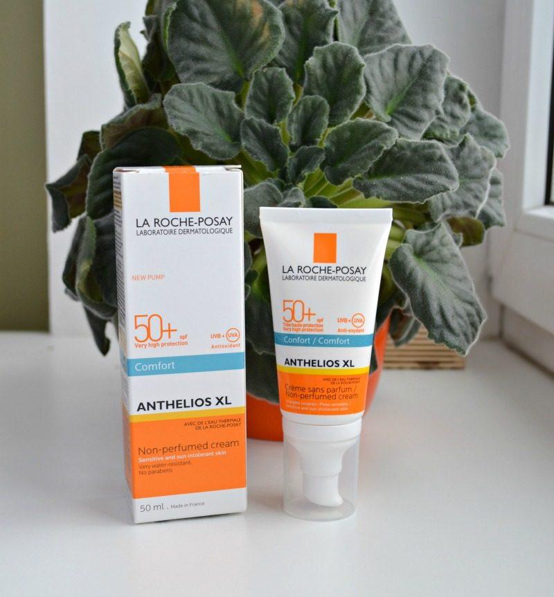 La Roche-Posay Anthelios XL Comfort Cream SPF50+ päikesekaitsekreem