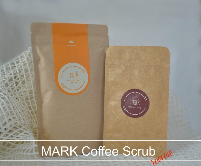 MARK Coffee Scrub - perfect for any coffee lover