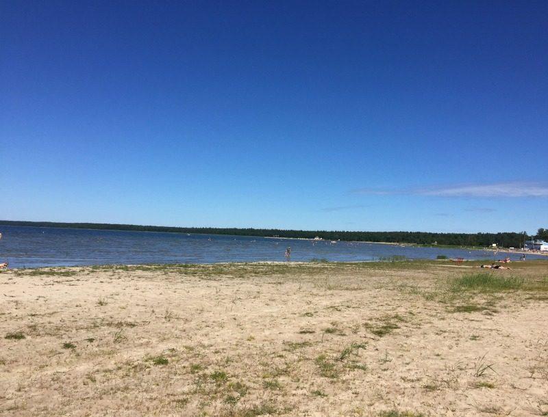 Võsu beach, Lääne-Virumaa, Estonia