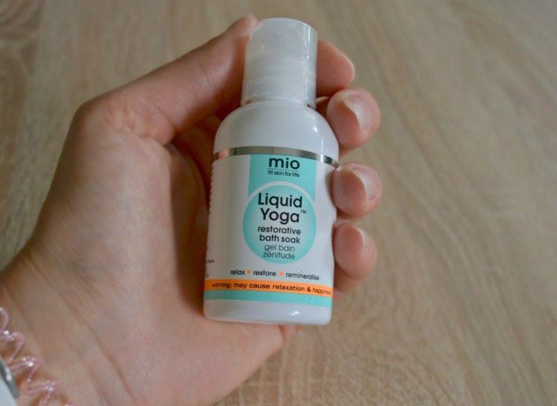 MIO Liquid Yoga Restorative Bath Soak