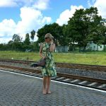 My favourite floral summer dress & weekly link up #112