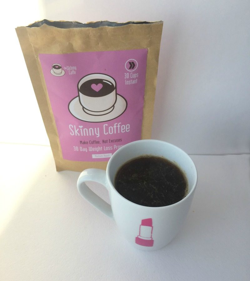 The Skinny Caffe Skinny Coffee review