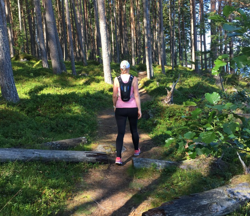 hiking in käsmu outfit
