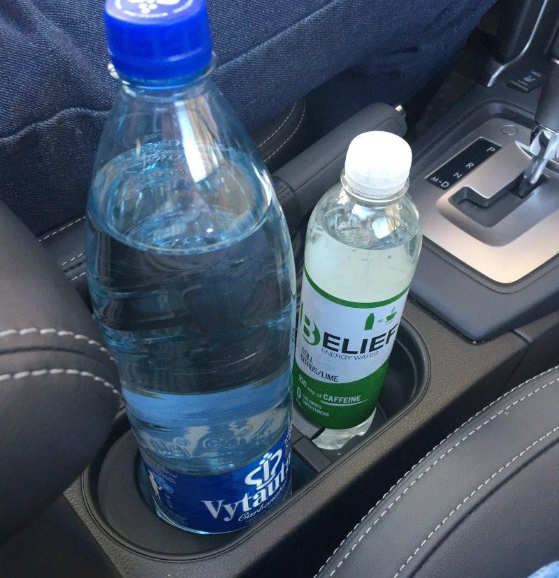 vytautas mineral water & Belief Energy Water