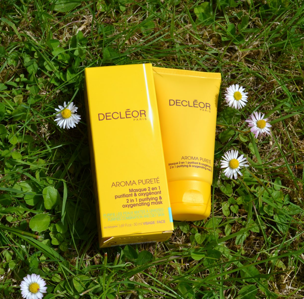 Decléor Aroma Purete 2 in 1 Purifying & Oxygenating Mask