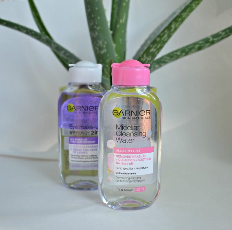 Garnier Micellar Cleansing Water review
