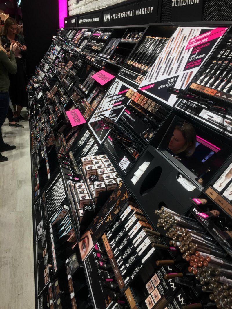 NYX Professional Makeup kauplus Eestis