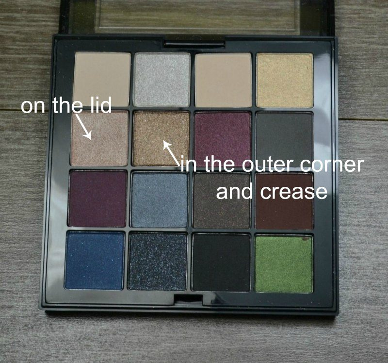 NYX-Ultimate-Shadow-Palette-lauvärvipalett-Smokey-Highlight