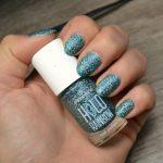 essence holo rainbow nail polish - 02 holo-maniac
