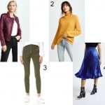 fall wishlist - autumnal tones