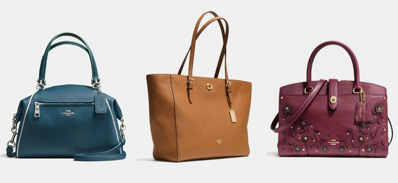 Coach Satchels Totes Fall 2017