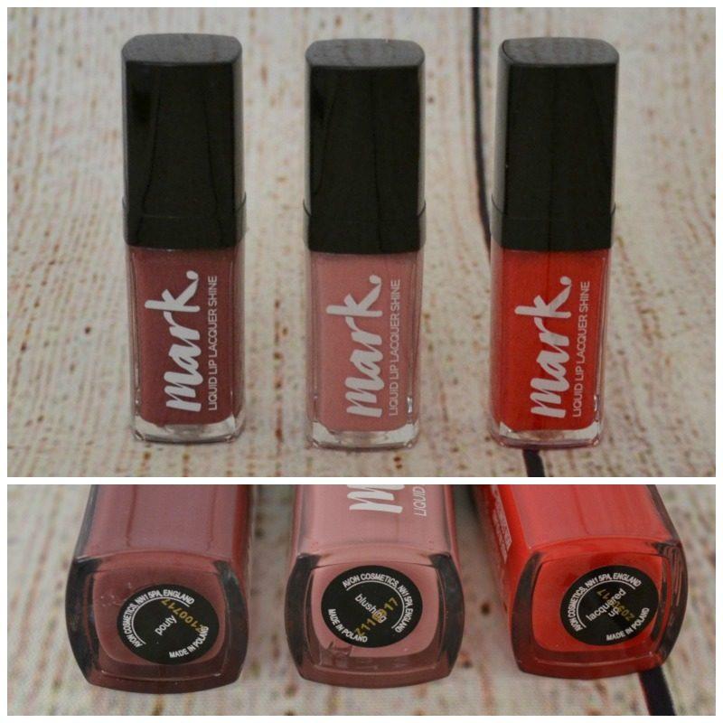avon mark liquid lip lacquer shine