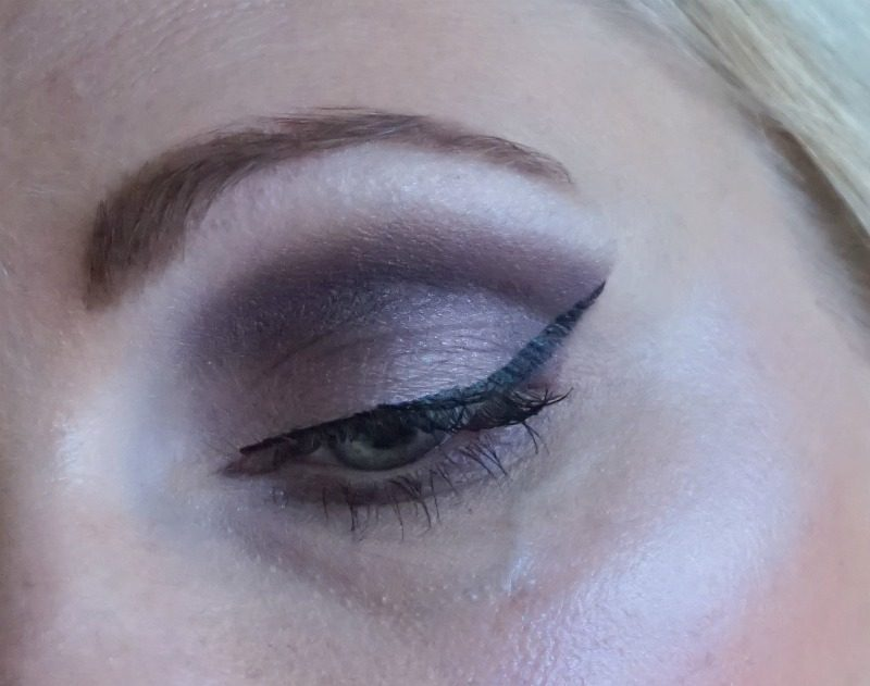 eyemakeup look with essence makeup products