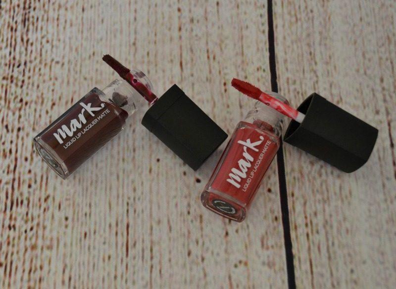 mark liquid lip lacquer matte