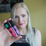 swatches and review Essence metal shock lip paint and vibrant shock lip paint