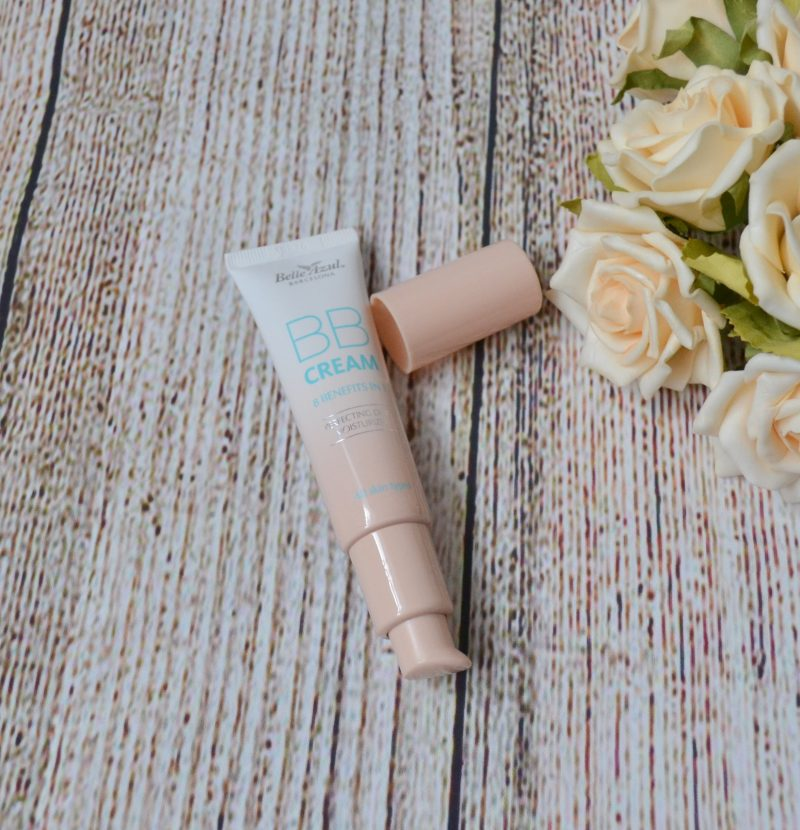 Belle Azul BB Cream 8 benefits in 1 Beautifying Balm Moisturizer in Light