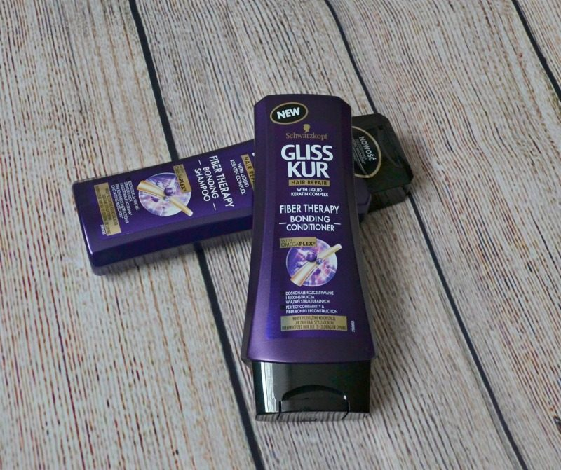 Schwarzkopf Gliss Kur Fiber Therapy Bonding Conditioner