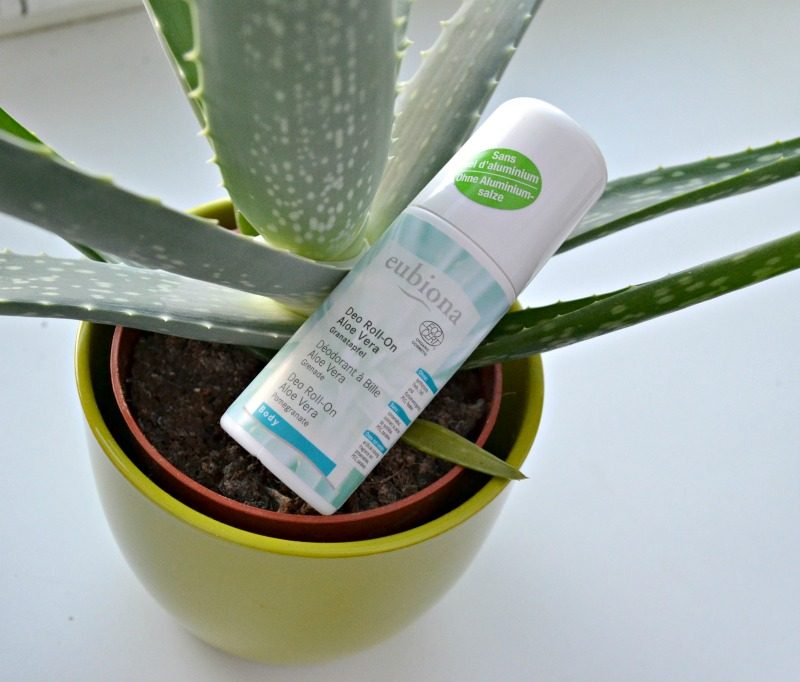 Eubiona Deo Roll-On Aloe Vera Pomegranate