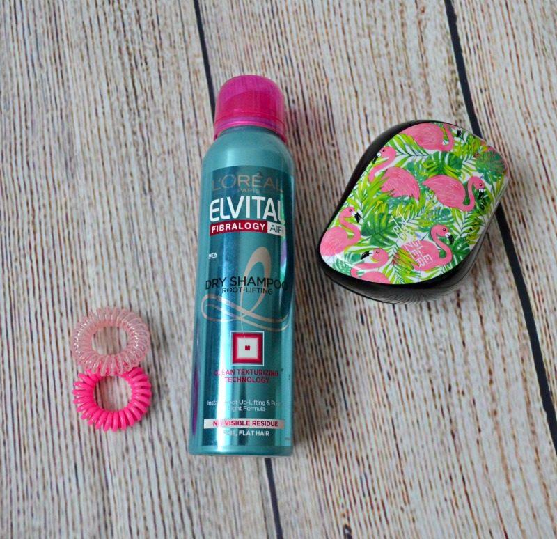 L'Oreal Elvive Fibrology Air Dry Shampoo