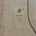 Naobay Oxygenating Cream Moisturizing - natural & organic moisturiser