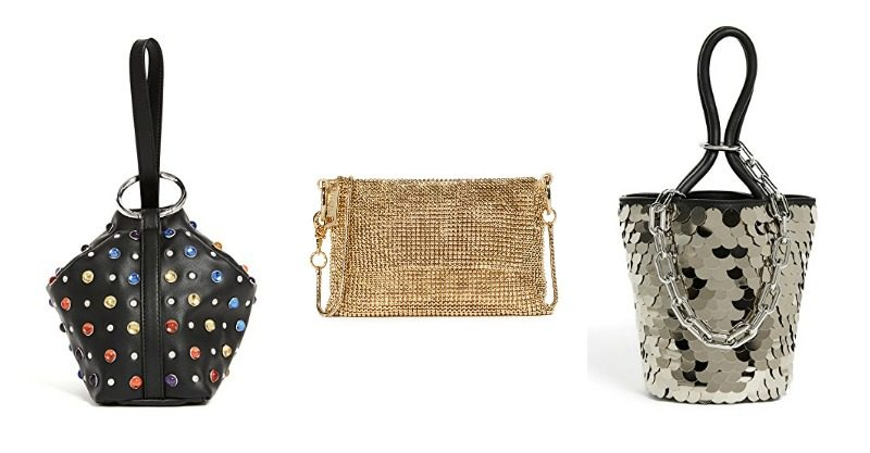 What to wear for New Year's Eve bags