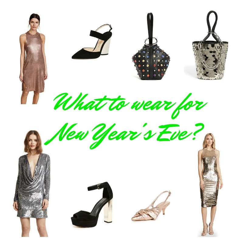 What to wear for New Year's Eve + weekly link-up