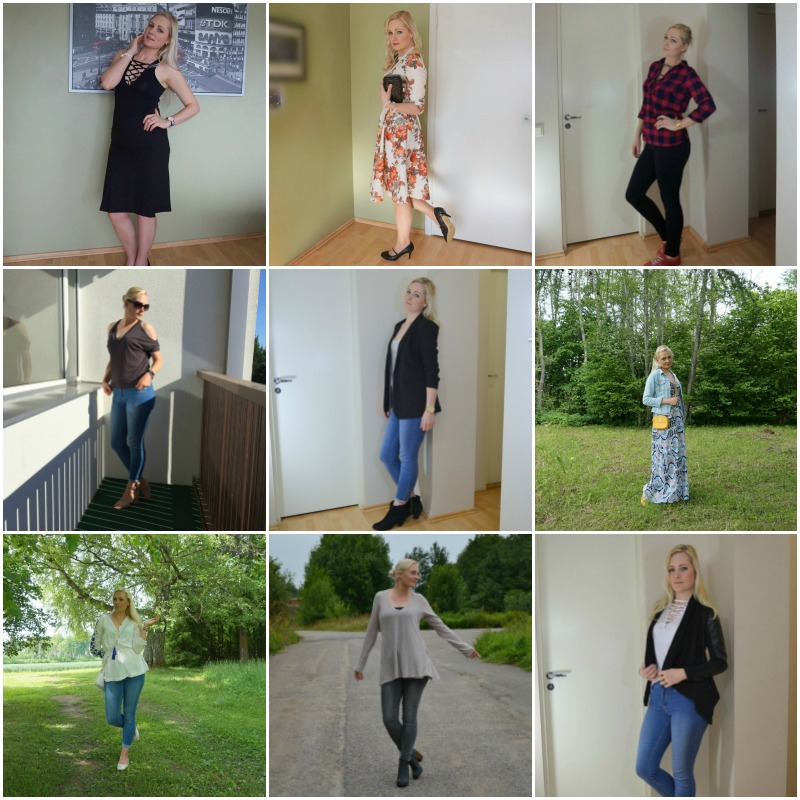 my favourite outfits of 2017.