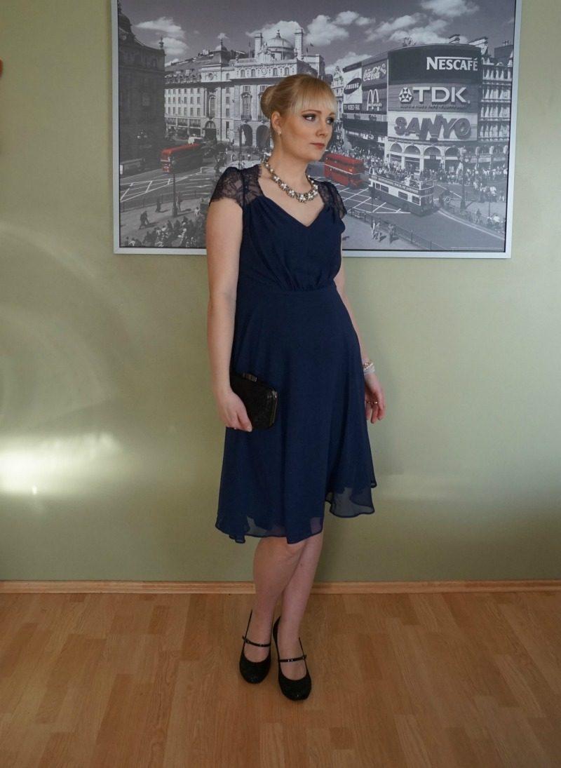 ASOS Kate Lace Midi Dress outfit