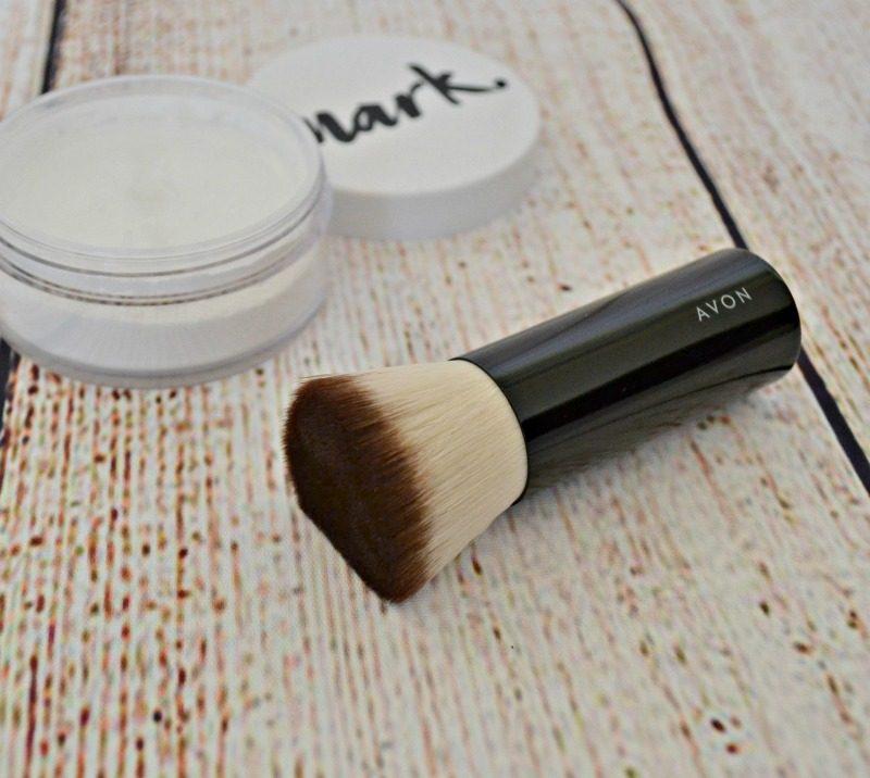 Avon Face Finishing Brush