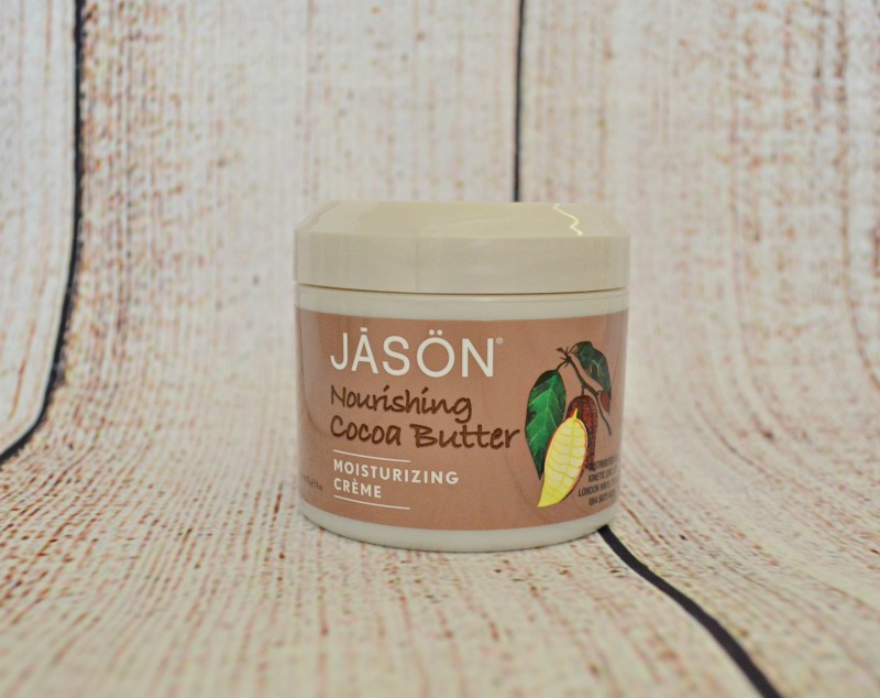 Review: JASON Nourishing Cocoa Butter Moisturizing Creme