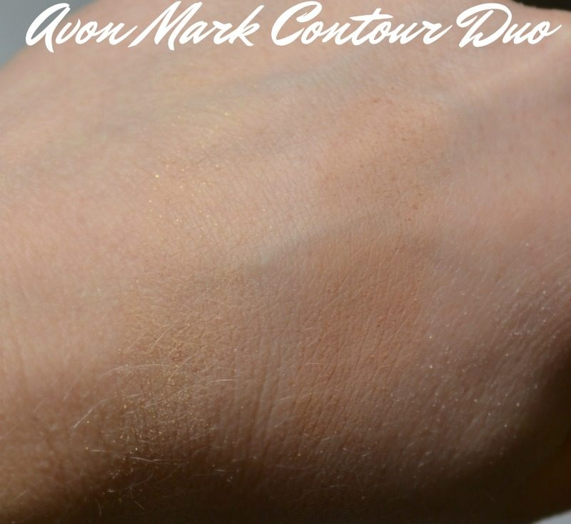 Mark Contour Duo swatches