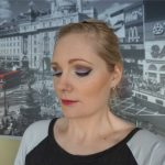 Makeup look & Essence My Must Haves palette eyeshadow 22 holo-holic