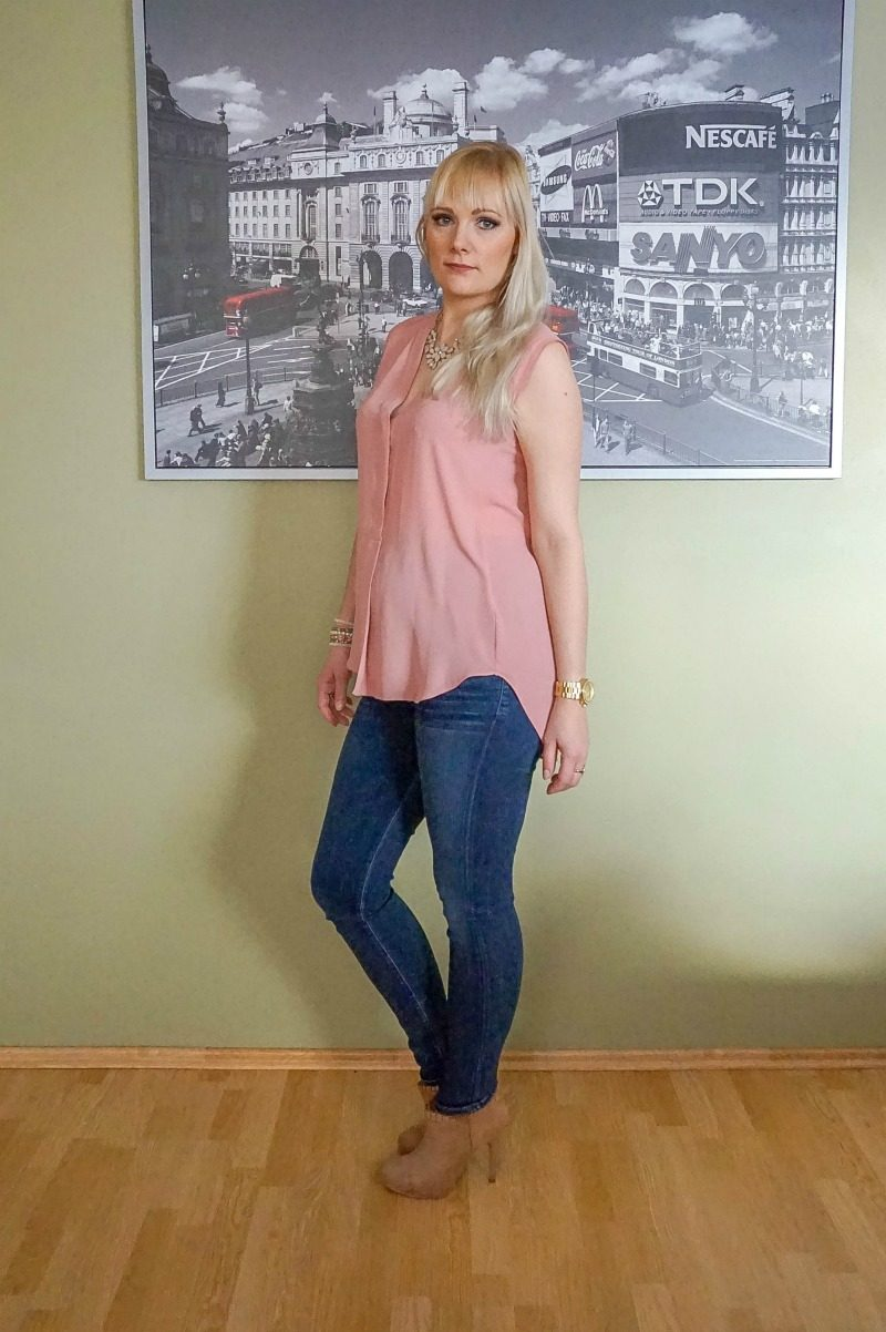 maternity style outfit