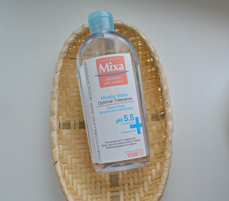 Mixa Micellar Water Optimal Tolerance