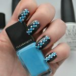 EV100 | Blue Black White Dotticure