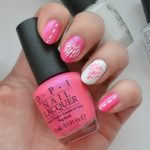 14 Days of Valentine's Day   Pink and white