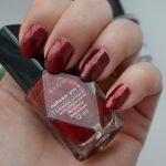 14 Days of Valentine's Day   Red Valentine's Day Nails