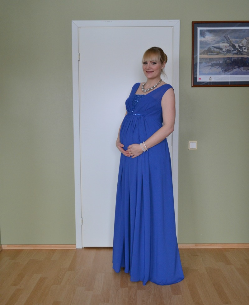 Pregnancy update #1 / Beebipostitus #1