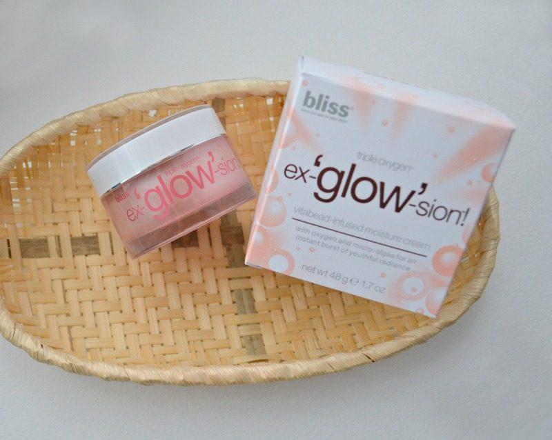 Bliss Triple Oxygen Ex-'glow'-sion! Vitabead-Infused Moisture Cream