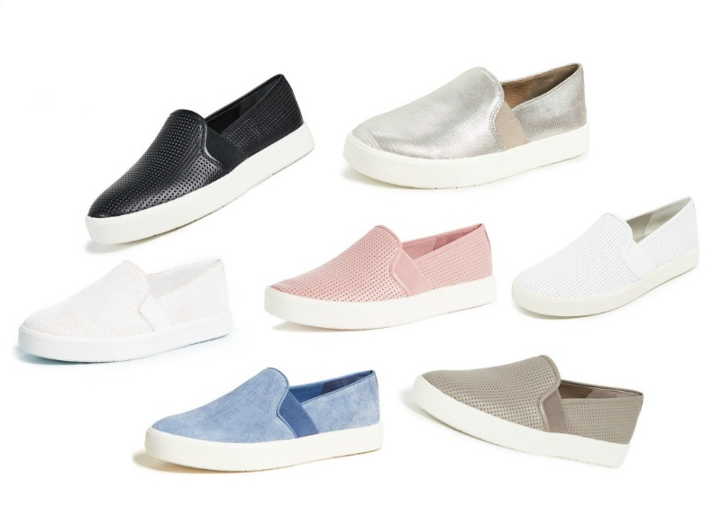 Vince Blair Slip On Sneakers That You Just Need In Your Life